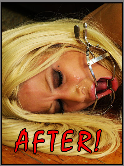 Gina Lynn After Facial Abuse